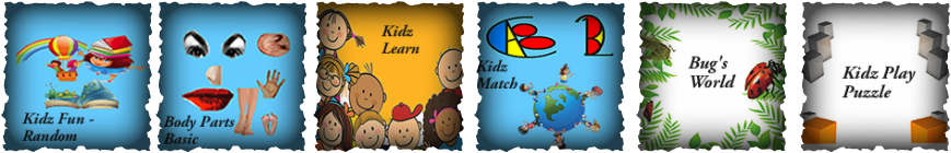 Kidz Learn Applications - Apps